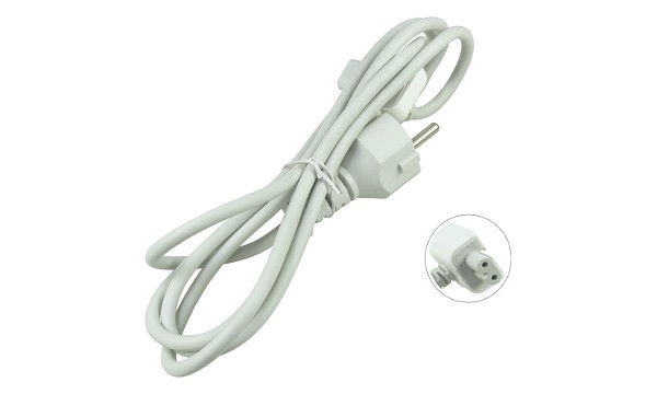 EU Plug Power Cord for Apple AC Adapter
