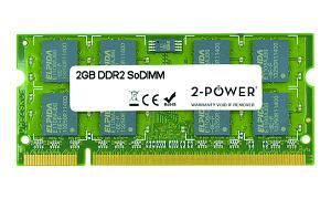 2GB MultiSpeed 533/667/800 MHz SoDIMM