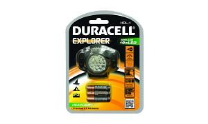 Torcia frontale Explorer con 19 LED