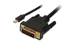 Mini Displayport to DVI Cable - 1 Metre