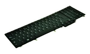MP-10J16GB6698W Keyboard - UK English Non Backlit